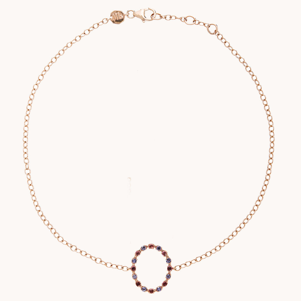 Full Circle Choker, Necklaces - Marlo Laz