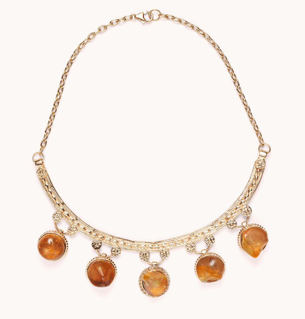 Gypsy Collar, Necklaces - Marlo Laz
