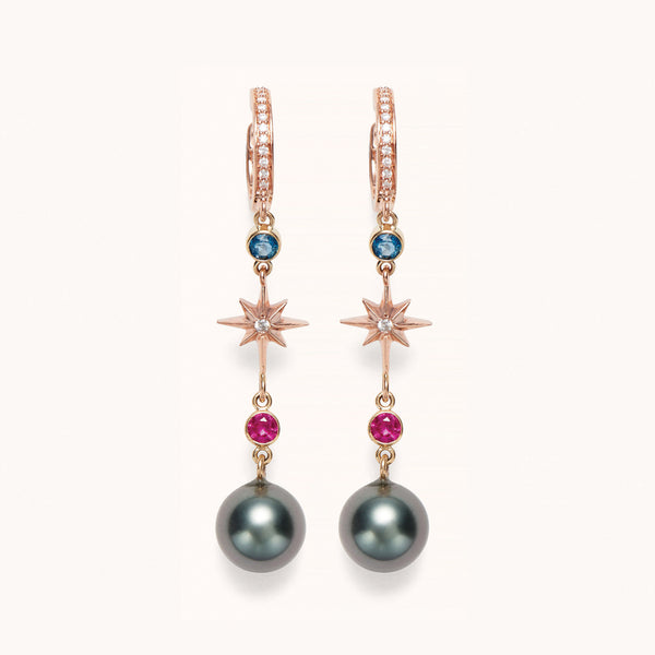 Elixir Earrings, Earrings - Marlo Laz
