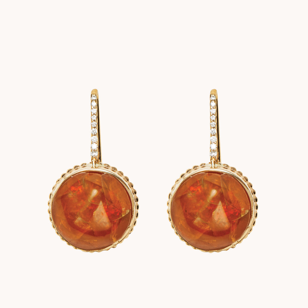 Gypsy Earrings, Earrings - Marlo Laz