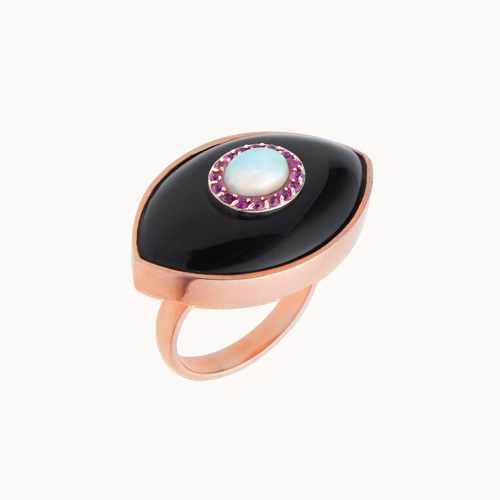 Iris Ring, Rings - Marlo Laz