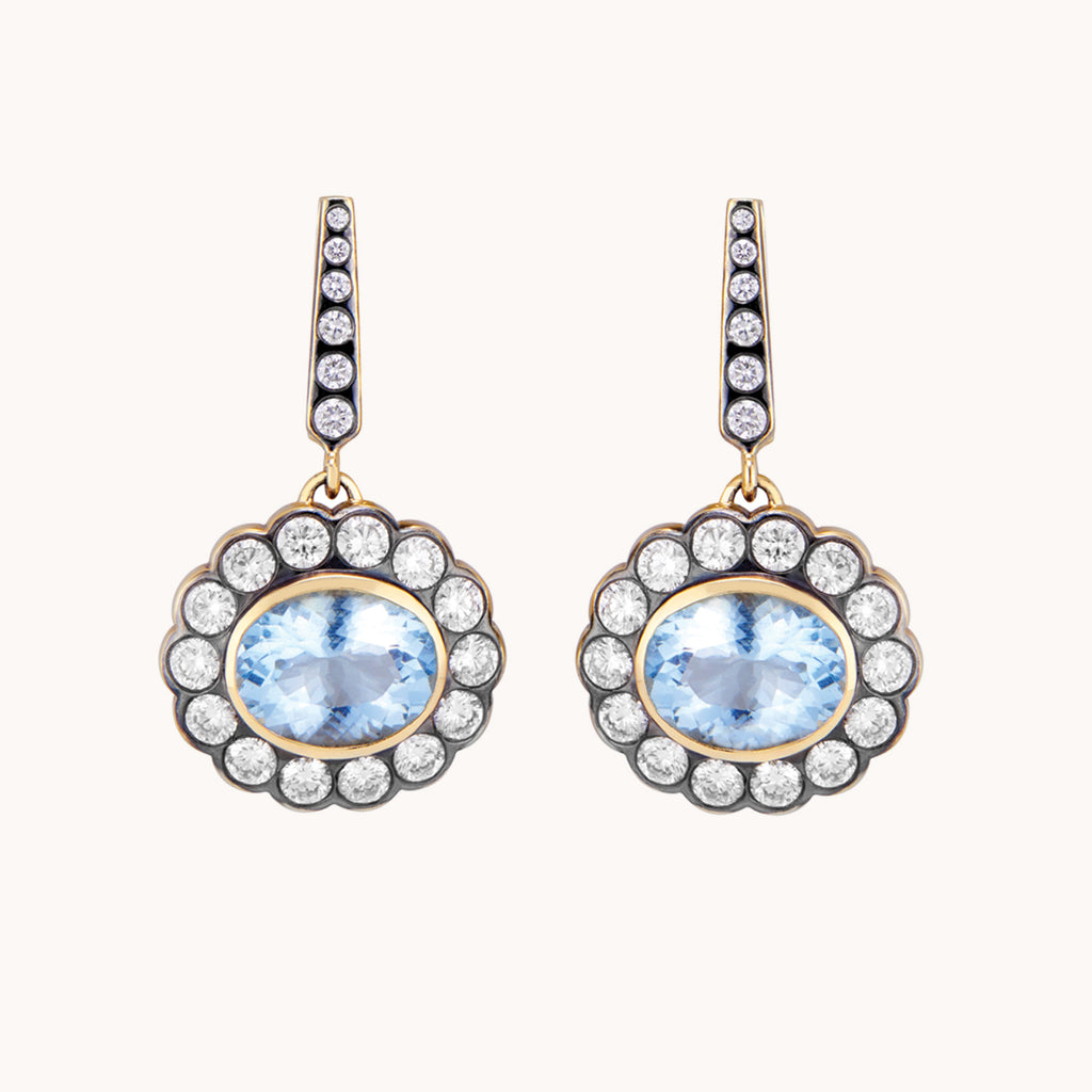 Alexandra Earrings, Earrings - Marlo Laz