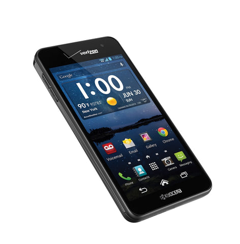 Kyocera Hydro Elite C6750 (Verizon) 16GB Smartphone - Black
