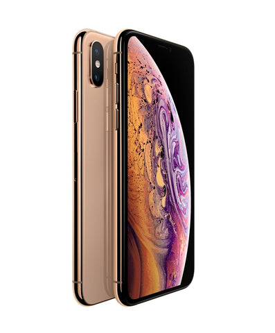 "Apple iPhone XS Max (Verizon) 6.5"" 64GB Smartphone - Gold"