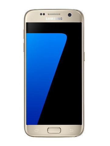 Samsung Galaxy S7 Edge SM-G935V (Verizon) 32GB 4G LTE Smartphone - Gold Platinum