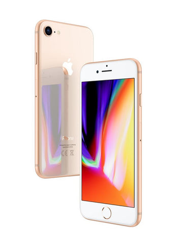 timeless design a98fe 537c9 Apple iPhone 8 Plus (AT&T) 256GB Smartphone - Gold – Mobility Cell