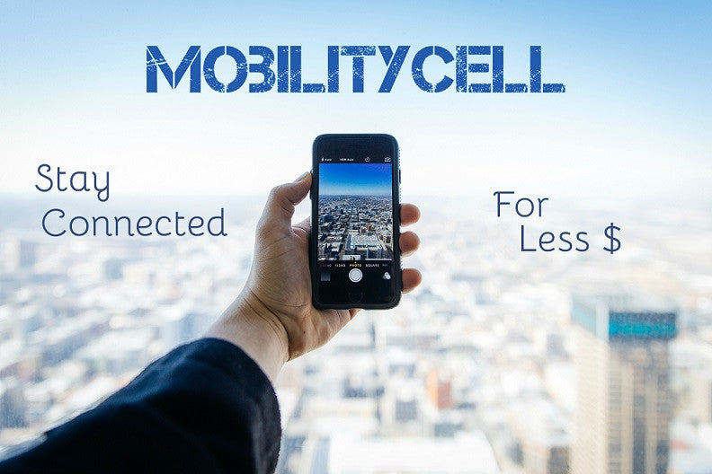 MobilityCell stay connected for less