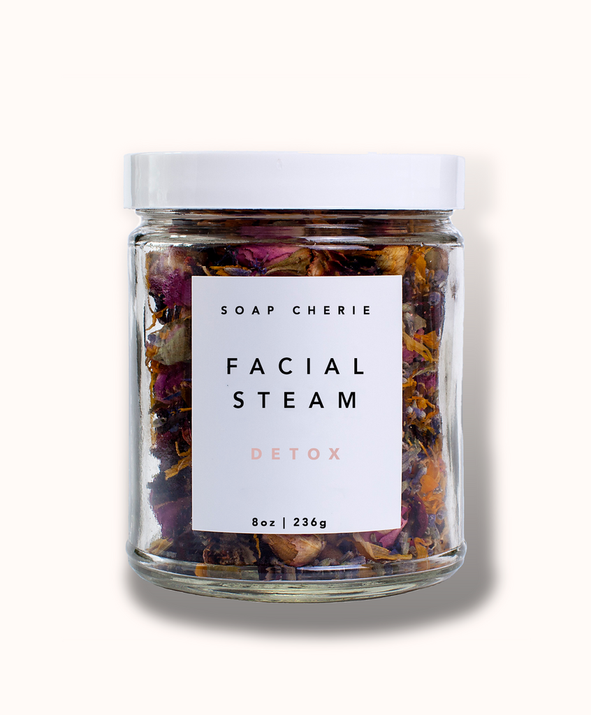 Facial Steam- Detox