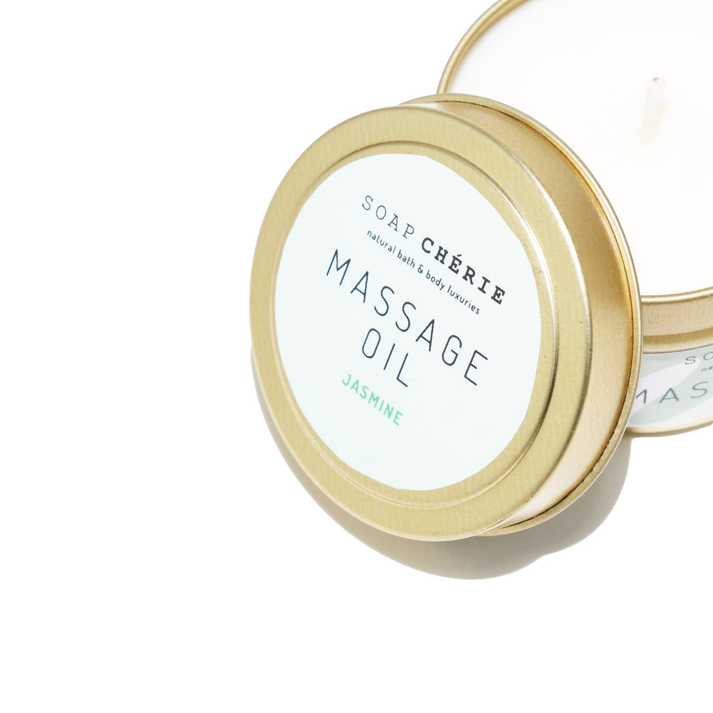 Massage Oil Candle- Jasmine