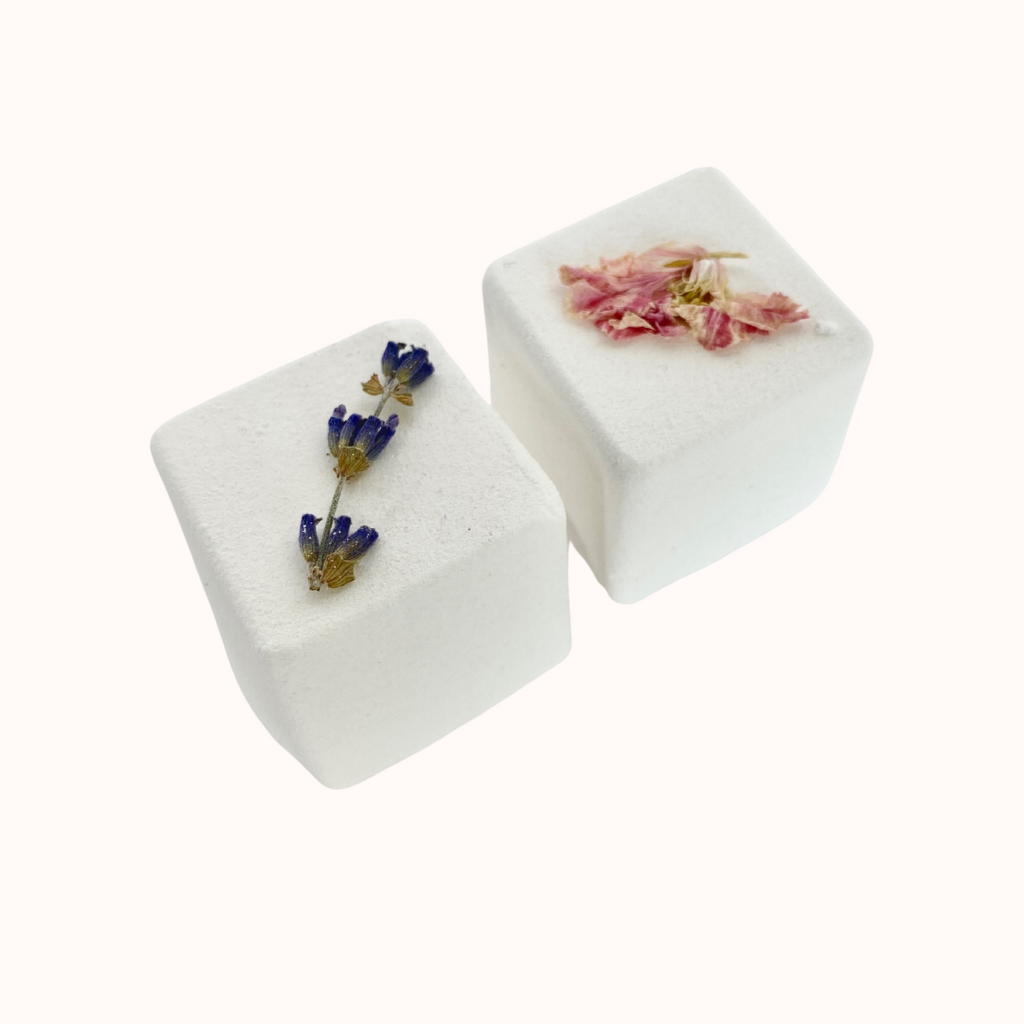 Shower Steamer FLORAL DUO