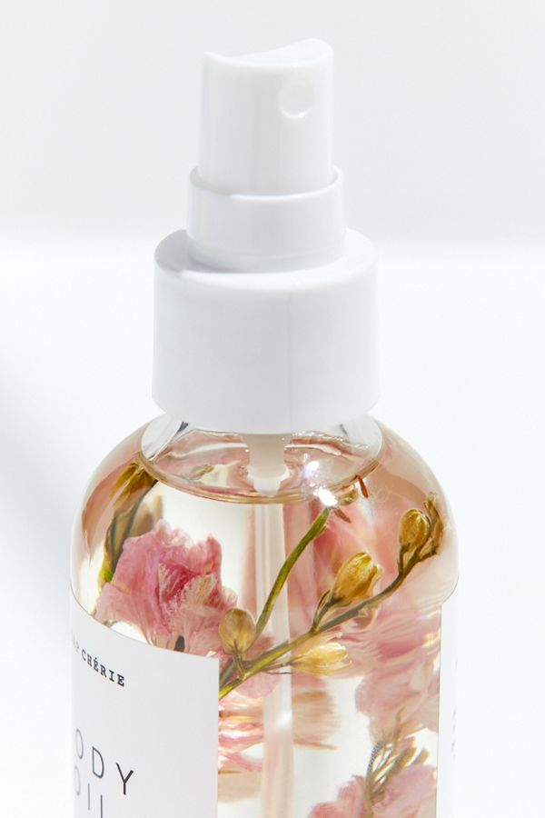 Body Oil - Morning Rose