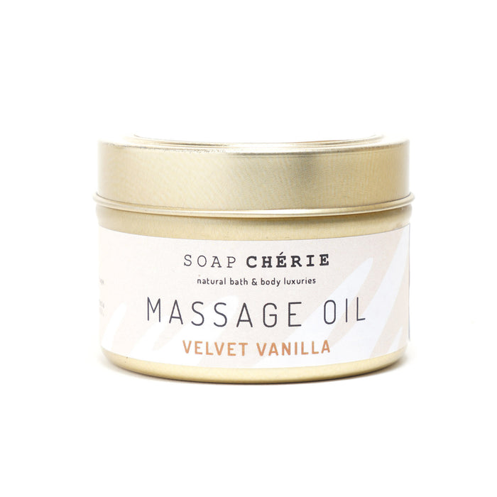 Massage Oil - Velvet Vanilla