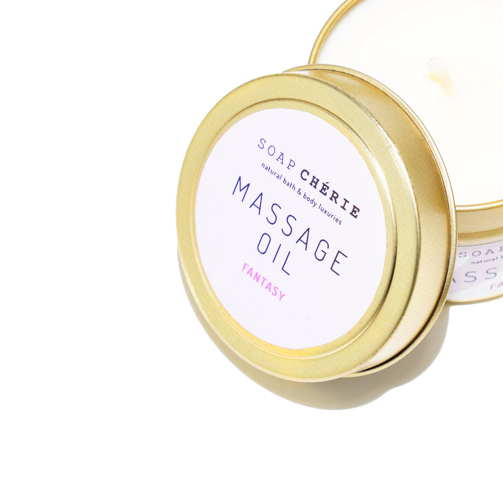 Massage Oil Candle - Fantasy