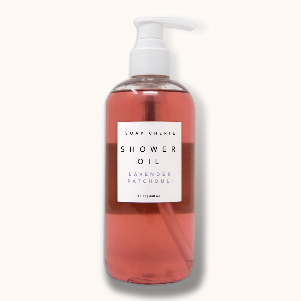 SHOWER OIL - LAVENDER