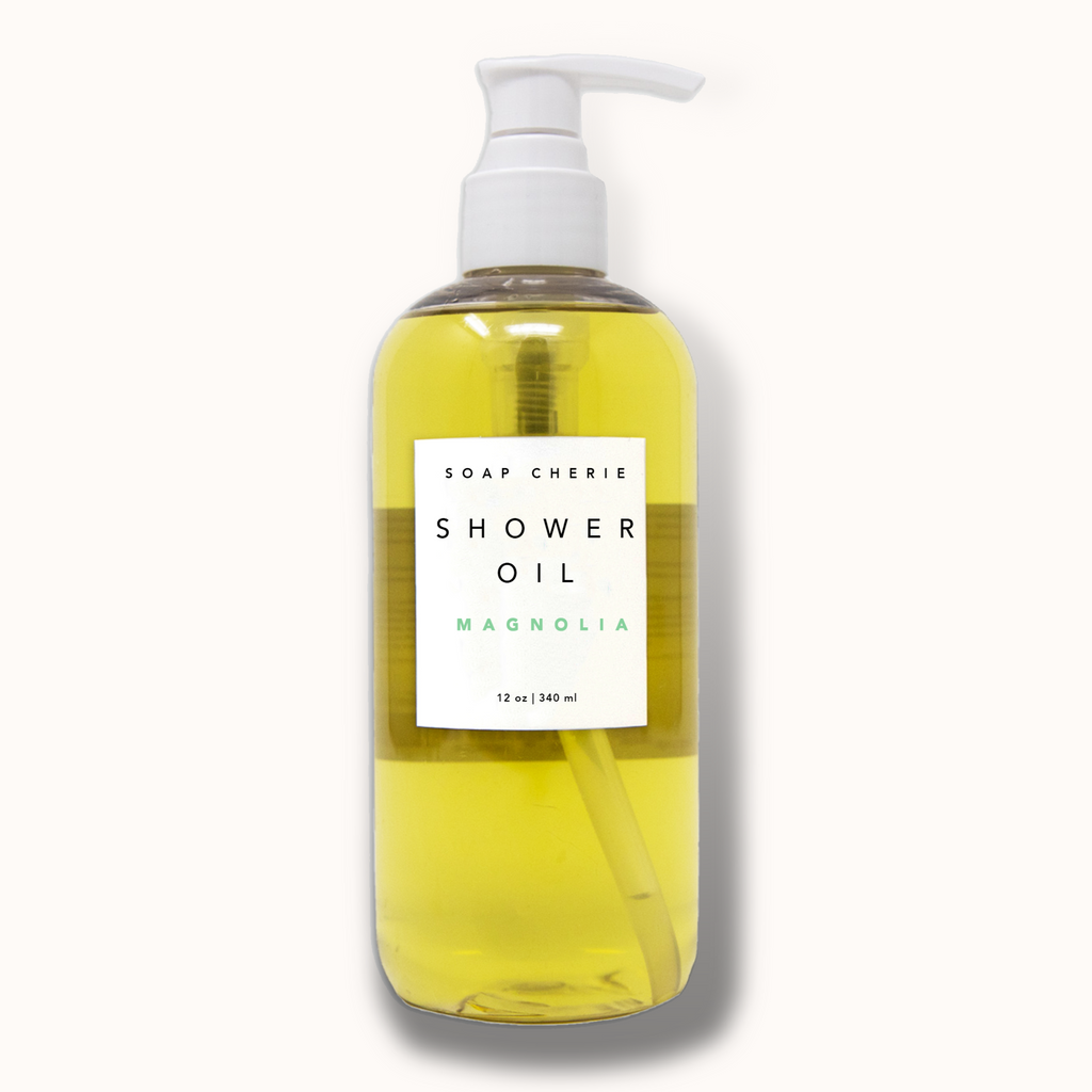 SHOWER OIL - MAGNOLIA
