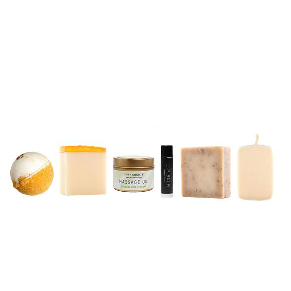 Mother's Day Gift Set - Honey