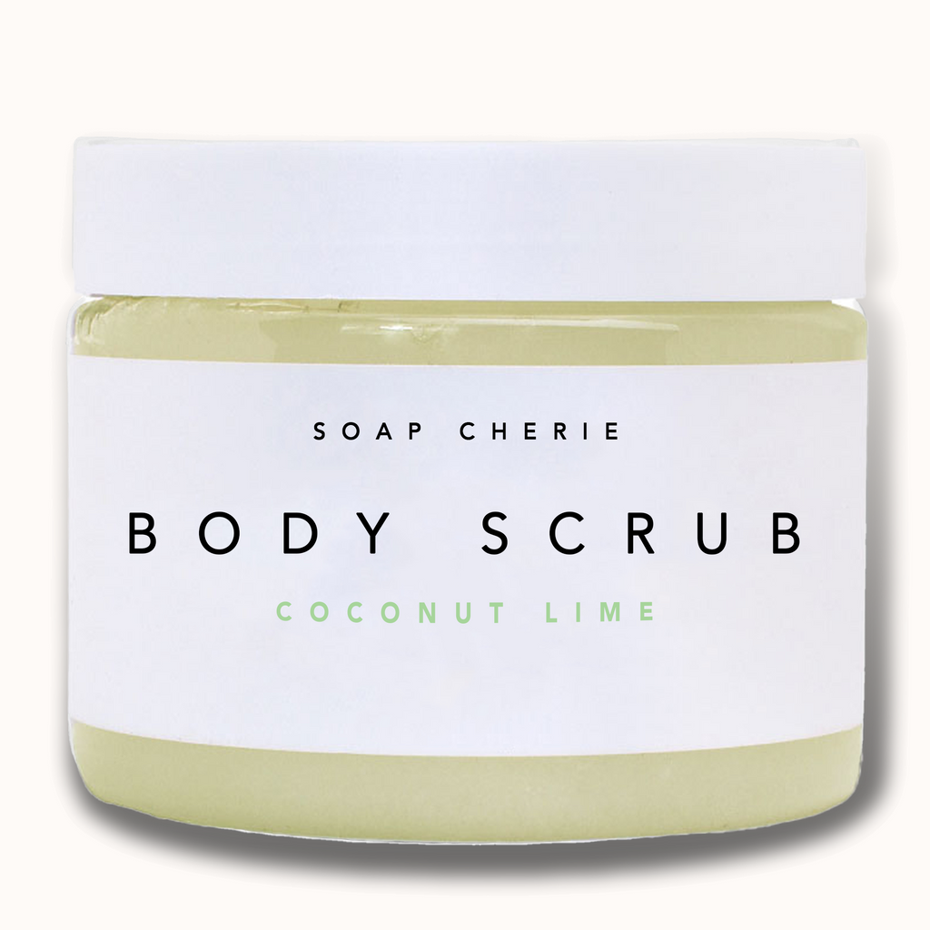 BODY SCRUB - COCONUT LIME