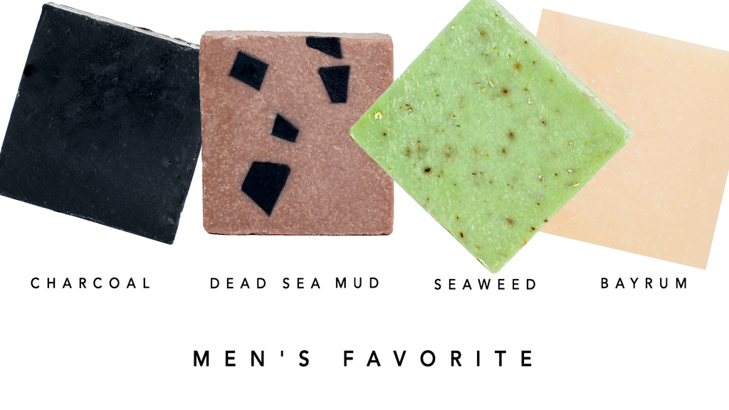 MEN`S FAVORITE SOAP BAR SET