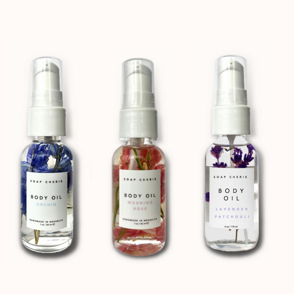 MINI TRIO BODY OIL