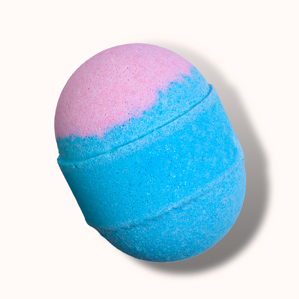Bath Bomb - Midnight Rose