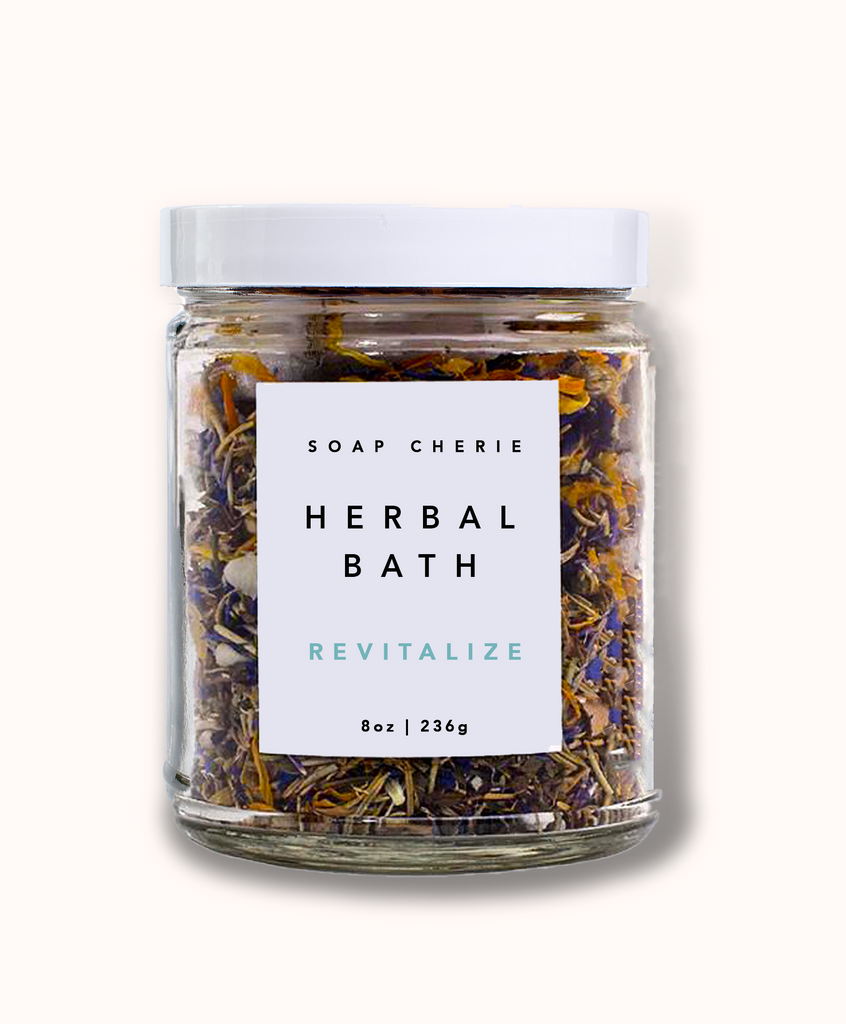 Herbal Bath Treatment - REVITALIZE