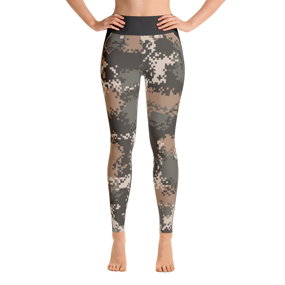 Digicam Yoga Leggings