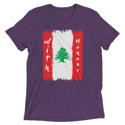 Women's Lebanon Short-Sleeve Tee