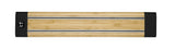 Pro Bamboo Rail Knife Rack 14in