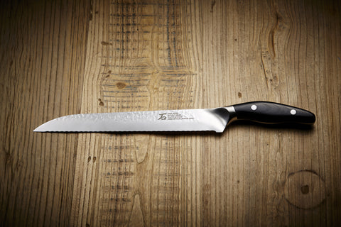 "Stone Series 9 3/8"" Bread Knife"
