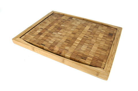 Flipper Bamboo cutting board
