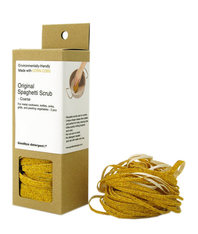 Original Spaghetti Scrub, Coarse (corn), 2 pcs