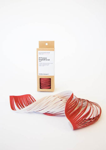NEW All-Purpose Spaghetti Scrub, 2pc