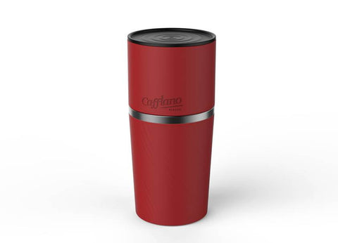 Cafflano Klassic Red