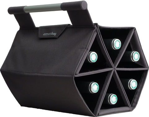 Ultimate Bottle Carrying Case, Charcoal