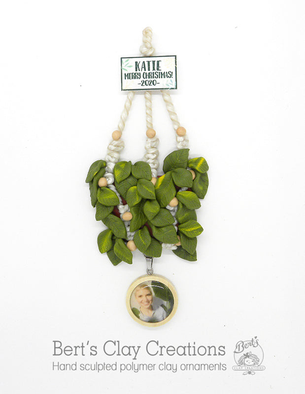 Plant Lover Ornament