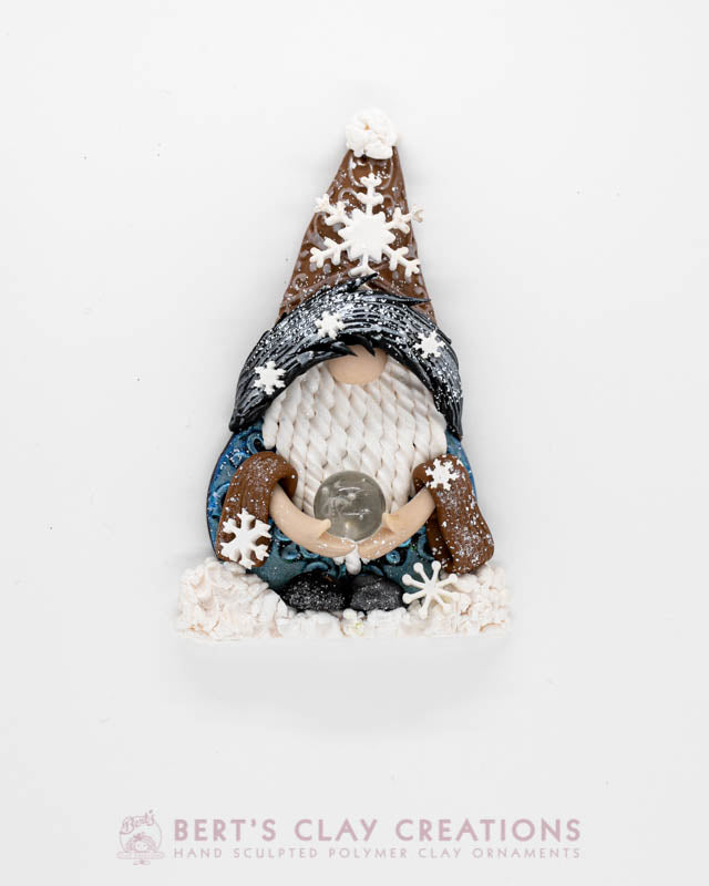 Enchanted Wonderland - Snowflake Gnome