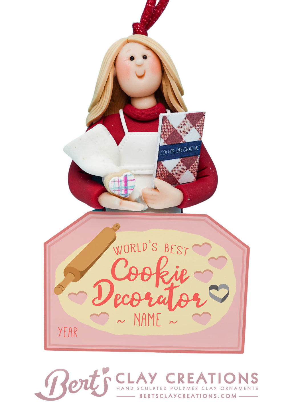 Cookie Decorator Ornament