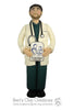 Doctor in Scrubs Ornament