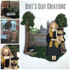 CUSTOM Graduate Ornament Submission Quote - Bert's Clay Creations