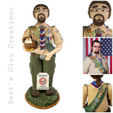 CUSTOM Eagle Scout Cake Topper Submission
