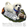 CUSTOM Pet Ornament Submission Quote - Bert's Clay Creations
