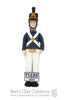 West Point Plebe Ornament - Bert's Clay Creations