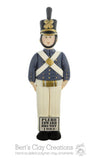West Point Plebe Ornament