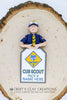 BSA - Cub Scout Bust Ornament - Bert's Clay Creations