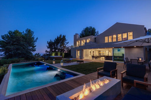 State of the Art Modern Home in Brentwood