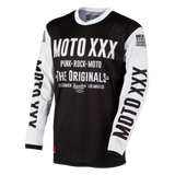 "Moto XXX ""Original"" Jersey Black/White"