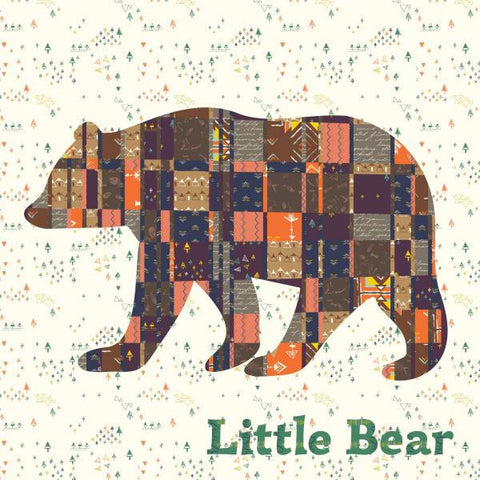 Big Bear Quilt - Custom Quilts by Stitched