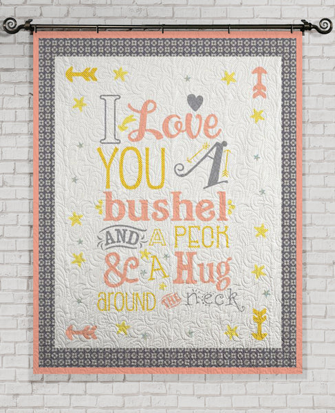 A Bushel and a Peck Quilt