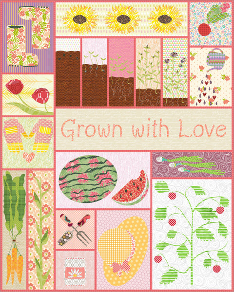 Grown With Love Quilt