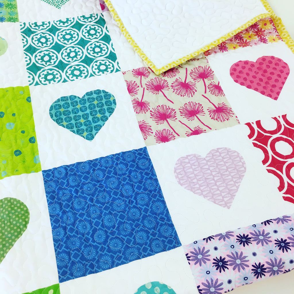 Design a Custom Quilt From Scratch - Custom Quilts by Stitched